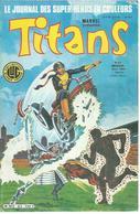 TITANS N° 63 - LA GUERRE DES ETOILES   - 1984 - Titans