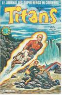 TITANS N° 66 - LA GUERRE DES ETOILES   - 1984 - Titans