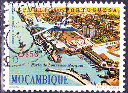 Mocambique - Hafen Von Lourenço Marques (Mi.Nr.: 488) 1962 - Gest Used Obl - Mozambique