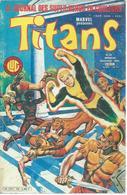 TITANS N° 68 - LA GUERRE DES ETOILES   - 1984 - Titans