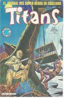 TITANS N° 69 - LA GUERRE DES ETOILES   - 1984 - Titans