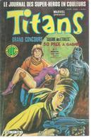 TITANS N° 77 - LA GUERRE DES ETOILES   - 1985 - Titans