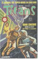 TITANS N° 79 - LA GUERRE DES ETOILES   - 1985 - Titans