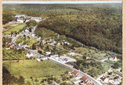 X02148 PREMONTRE Aisne Groupe Scolaire Ancienne Abbaye XVIIIe Vue Générale Aérienne 1950s Photo-Bromure COMBIER - Autres Communes