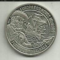 2 1/2 Ecú 1997 Portugal (Fernão De Magalhães) - Portugal