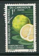 CAMEROUN- Y&T N°441- Oblitéré (fruits- Pamplemousse) - Camerun (1960-...)