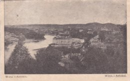 German Feldpost WW1: Postcard Wilna (Vilnius, The Capital Of Lithuania) From Unknown Unit P/m Feldpoststation Nr. 166 - Militaria