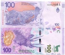 Argentina 100 Pesos 2018 UNC - Argentina