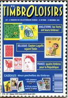 Timbroloisirs N.43,thematique Oiseaux,blocs-feuilles France,astrologie Balance,timbres Verts,Liberté Gandon 1982 Varieté - Revistas