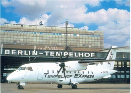 TEX - Tempelhof Express / Dornier 328 (Airline Issue) - 1946-....: Moderne