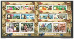 Guinée Guinea (Conakry) - Série Des 6 Blocs Dentelés - MNH / ** Europa 1956-2006 - Guinea (1958-...)