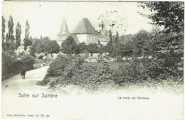 Solre Sur Sambre. Route De Château. - Erquelinnes