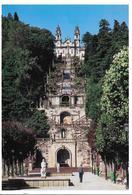 """LAMEGO - Escaliers Et Sanctuaire De Notre Dame Des """"Remedios"""" - Viseu"""