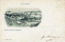 SANTA CRUZ DE TENERIFE-VISTA GENERAL - Tenerife