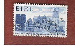 IRLANDA (IRELAND) -  SG 241   -    1968  ST. MARY' S CATHEDRAL   - USED - 1949-... Repubblica D'Irlanda