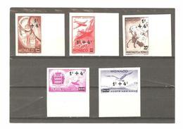 Monaco Stamp Airmail 1946 MNH - Monaco