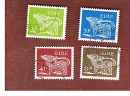 IRLANDA (IRELAND) -  SG 248   -    1969   STYLIZED  DOG    - USED - 1949-... Repubblica D'Irlanda