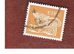 IRLANDA (IRELAND) -  SG 249   -    1968   STYLIZED  DOG   2 P   - USED - 1949-... Repubblica D'Irlanda