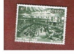IRLANDA (IRELAND) -  SG 265   -    1969   NATIONAL PARLIAMENT   - USED - 1949-... Repubblica D'Irlanda