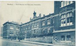 Charleroi - Ecole Moyenne De L'Etat Pour Demoiselles - 1933 - Charleroi