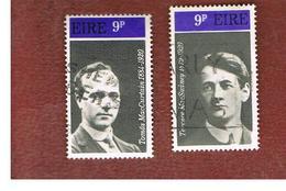 IRLANDA (IRELAND) -  SG 281.282  -    1970 IRISH PATRIOTS  - USED - 1949-... Repubblica D'Irlanda