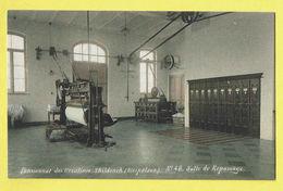 * Tildonk - Thildonck (Haacht - Brabant) * (Edit C. Van Cortenbergh Nr 46) Pensionnat Ursuline Wespelaer Salle Repassage - Haacht