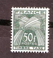 FRANCE Timbre Taxe N° 88  Neuf**  Cote 28.50 Euros - 1859-1955 Nuevos