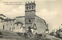 ESPAGNE   RONDA   Iglesia Santa Cecillia - Almería