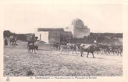 Tunisie KAIROUAN  Marabout Près De La Mosquée Du Barbier  (- - Editions Photo Albert EPA 23 )   *PRIX FIXE - Tunisia