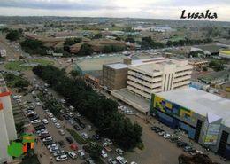 1 AK Sambia Zambia * Lusaka - Die Hauptstadt Von Sambia - Luftbildaufnahme * - Sambia