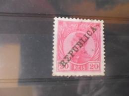 CAP VERT YVERT N°104 - Cap Vert