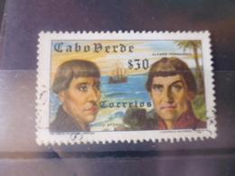 CAP VERT YVERT N°271 - Cap Vert