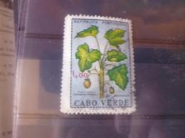 CAP VERT YVERT N°344 - Cap Vert