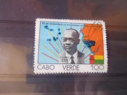 CAP VERT YVERT N°381 - Cap Vert