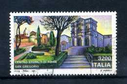 1991 REP. IT. 3200l. USATO - 6. 1946-.. Repubblica