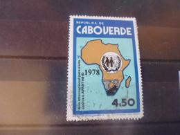 CAP VERT YVERT N°393 - Cap Vert