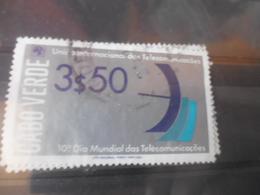 CAP VERT YVERT N°398 - Cap Vert