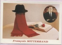 CPM - FRANCOIS MITTERRAND - HOMMAGE - Edition Artaud - People