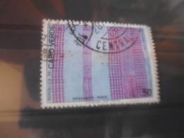 CAP VERT YVERT N°407 - Cap Vert