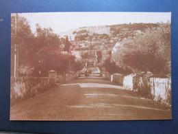 GERMAN COLONY HAIFA CAIFA 19TH BAHAI WORLD CENTRE ISRAEL PALESTINE POST VINTAGE POSTCARD PC STAMP TOURISM PHOTO - Israel