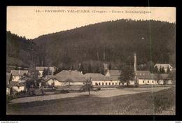 88 - FAYMONT-VAL-D'AJOL - USINES METALLURGIQUES - France