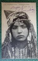 Cpa  - Scènes Et Types - Mauresque D'oran ( 1915) - Afrique