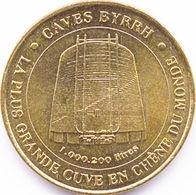 FRANCE CAVES DE BYRRH 2011 NEUVE - Monnaie De Paris