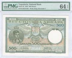 UN64 Lot: 6884 - Monnaies & Billets
