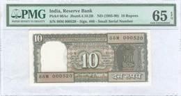 UN65 Lot: 6897 - Monnaies & Billets