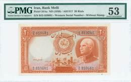 AU53 Lot: 6902 - Monnaies & Billets