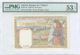 AU53 Lot: 6918 - Monnaies & Billets