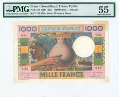 AU55 Lot: 6933 - Monnaies & Billets