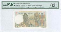 UN63 Lot: 6934 - Monnaies & Billets
