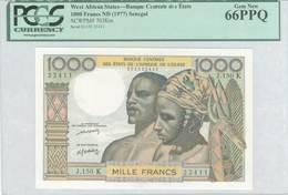 UN66 Lot: 6947 - Monnaies & Billets